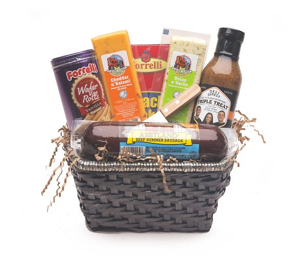 Wisconsin Cheese and Sausage Small Gift
